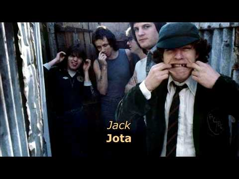 The Jack EspaГolInglГs - ACDC Live Version