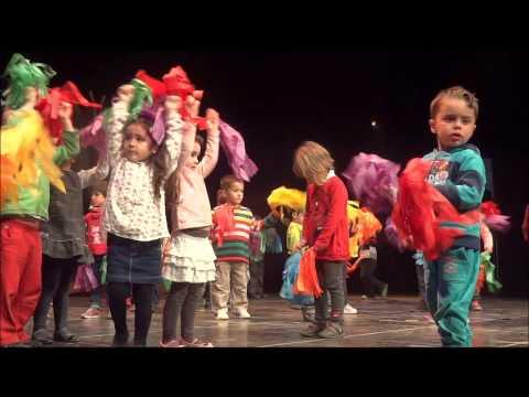 5 Festa primavera Antaviana P3 (видео)