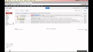 #5 [클라우드 오피스] 지메일 활용법 강좌 (영문) - Gmail Settings (Part 5)