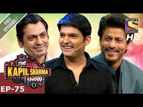 The Kapil Sharma Show - दी कपिल शर्मा शो - Ep-75-shahrukh In Kapil's Show–21st Jan 2017