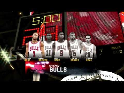 Видео-обзор к игре NBA 2K11 \