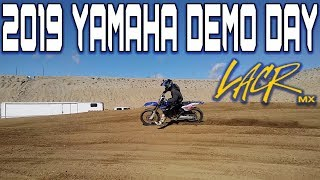10. Riding a 2019 yz 125 | Yamaha Demo day at LACR