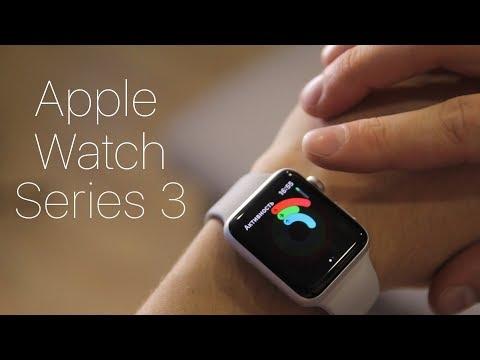 Лучший обзор Apple Watch 3 (+ сравнение с другими моделями)