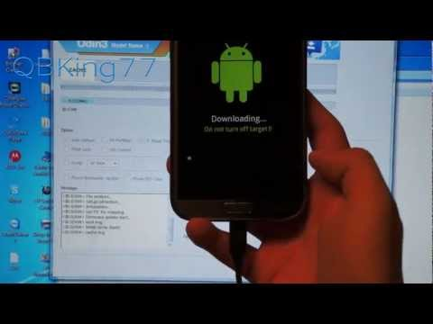 How to Unroot/Unbrick the Samsung Galaxy Note II to Stock