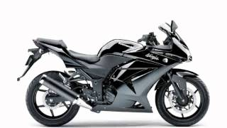 10. 2010 Kawasaki Ninja 250R Walkaround, Details