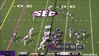 Bo Wallace vs Auburn (2014)