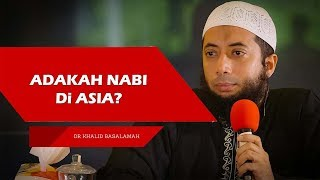 Video Nabi & Rasul Yang diturunkan di ASIA & Eropa Apakah ada? | Ceramah Ustadz Khalid Basalamah Terbaru MP3, 3GP, MP4, WEBM, AVI, FLV April 2019