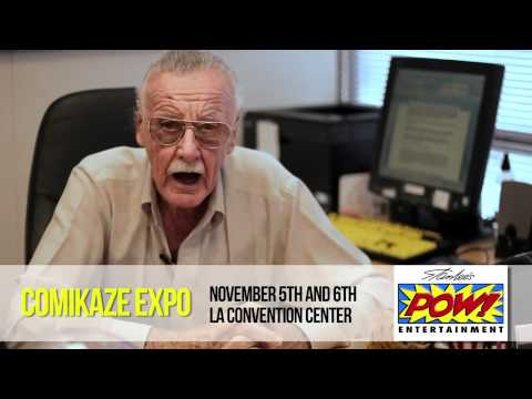 0 HAL HEFNER CREATOR OF GATES TO APPEAR AT COMIKAZE EXPO in LA