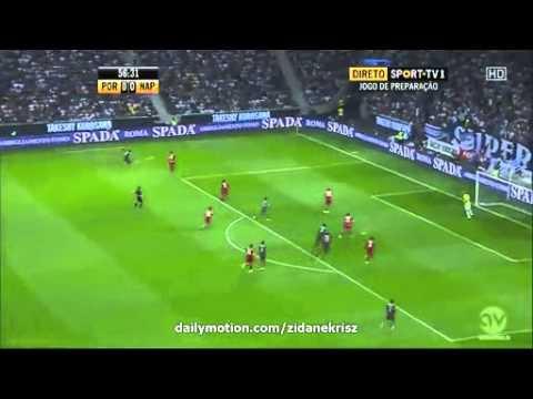 porto-napoli 0-0 amichevole del 08/08/2015