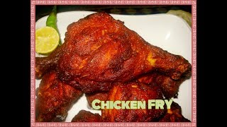 telugu vantakaalu How to make easy and tasty crispy Chicken Fry/Chicken Fry recipe in Telugu (Restaurant style)Please don't forget to subscribe my channel for more tasty recipe videostasty delicious chicken rice recipe of Andhra cuisineHai friendswelcome to my channel telugu vantakaalu. I am your host Devakichandrashekarhere you will find all your delicious and tasty south Indian recipes simplified and made easy in Teluguhome made and healthy cuisineplease send tips and suggestions to improve my channelthank you for watchingKey WordsTelugu vantakaalu,Telugu vantalu,Andhra vantalu,Telangana vantalu,South Indian cuisine,South Indian recipes,Hyderabadi recipes,vegetarian recipes, non-vegetarian recipes,break fast recipes,south Indian village recipes,traditional sweet recipes,snack recipes, Healthy recipes,fry recipes,sambar recipes,masala powder recipes,variety rice recipes,leafy vegetable recipes, cake recipes without the oven,cake and cookie recipes instant pickle recipes,follow us on Facebook page    https://www.facebook.com/devaki.chandrashekar/youtubehttps://www.youtube.com/channel/UCGXg1UCMUOHikFo0B-mM_vAtwitterhttps://twitter.com/southcuisinepinteresthttps://in.pinterest.com/dchandrashekar/southindiancuisine/Tumblrhttps://teluguvantakaalu.tumblr.combloggerhttps://kammanivantakaalu.blogspot.inlinkedinhttps://www.linkedin.com/in/devaki-chandrashekar-785767145/detail/recent-activity/
