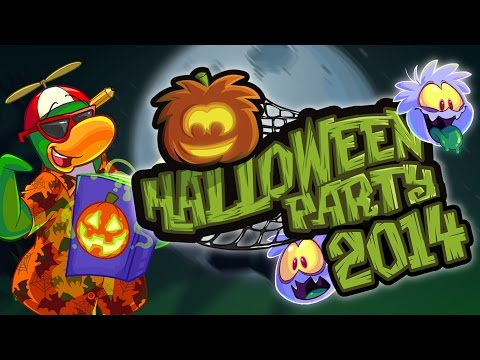 Club Penguin: Halloween Party 2014 Cheats/Guide