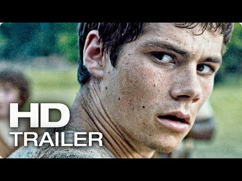 runner - Offizieller MAZE RUNNER: Die Auserwählten im Labyrinth HD-Trailer 2014 (German / Deutsch) ABONNIEREN ➤ http://bit.ly/f1lm3 | Movie Trailer (OT: The Maze Runn...