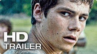 MAZE RUNNER Offizieller Trailer Deutsch German | 2014 Dylan O'Brien [HD] - YouTube