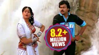 Video Ilaiyaraaja Songs - Chamaku Chamaku - Chiranjeevi, Vijayashanti MP3, 3GP, MP4, WEBM, AVI, FLV Oktober 2018