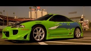 Nonton The Fast and The Furious [2001] - Best Movie Scenes | HD Film Subtitle Indonesia Streaming Movie Download