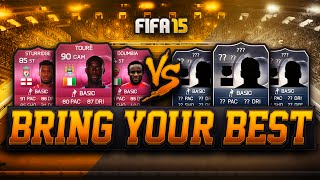 FIFA 15 - NEW SERIESSS!!! BRING YOUR BEST!!! EP #2 VS THEREALSMA!!!