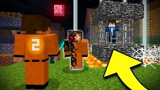 TEST STEVE SAVED MY LIFE!! (SCARY Survival EP7)