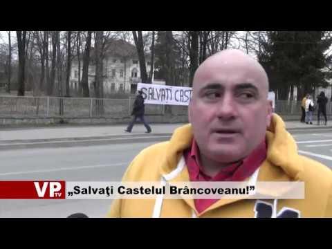 """""""Salvaţi Castelul Brâncoveanu!"""""""