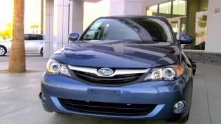 2011 Subaru Impreza Review - Subaru Superstore