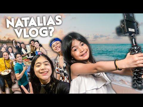 NATALIA Takes Over The VLOG!! (Zambales trip) | Ranz and Niana