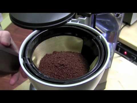 Crew Review: Capresso CM200 Coffee Maker