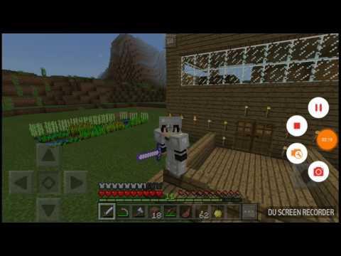 X.rcraft:#2المزرعة و البيت