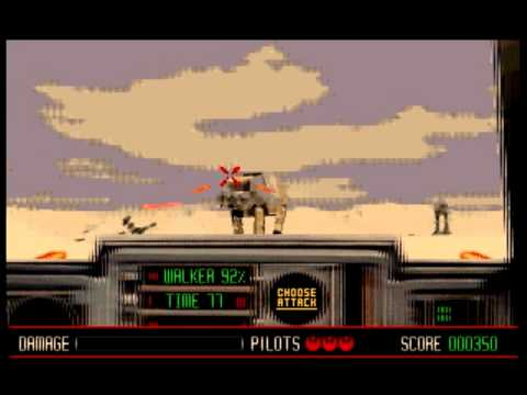 Star Wars : Rebel Assault 3DO