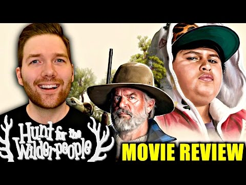 Hunt for the Wilderpeople - Movie Review