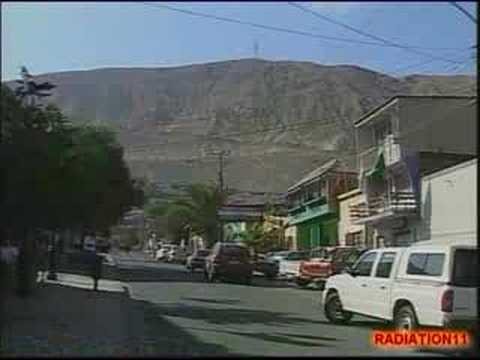 Tocopilla II region Chile breves paisajes
