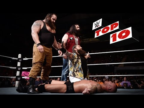 Download Top 10 Raw moments: WWE Top 10, September 7, 2015 HD Mp4 3GP Video and MP3