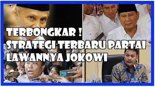Video Terbongkar (Lagi)! Strategi Terbaru Partai-Partai Lawannya Jokowi MP3, 3GP, MP4, WEBM, AVI, FLV April 2018