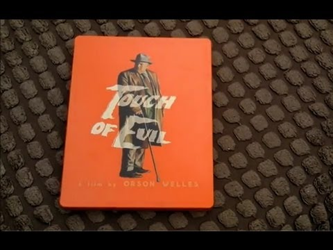 Touch Of Evil Steelbook
