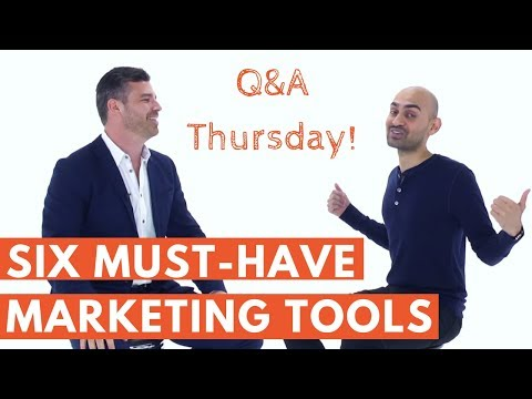 6 BEST Digital Marketing Tools to Grow Your Business Online