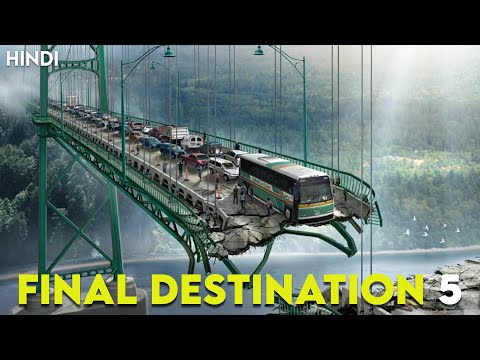 Final Destination 5 (2011) Detailed Story Explained + Facts | Hindi | Best Final Destination Movie ?