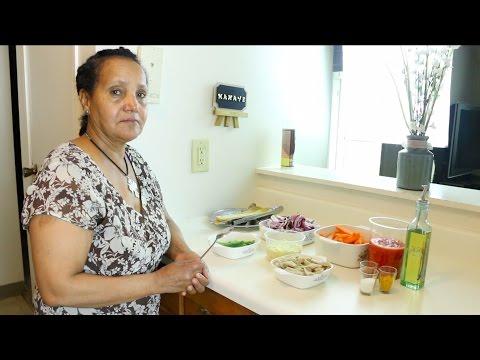 Ethiopian Holiday Food - How to Make Tripa - የትሪፓ አሰራር