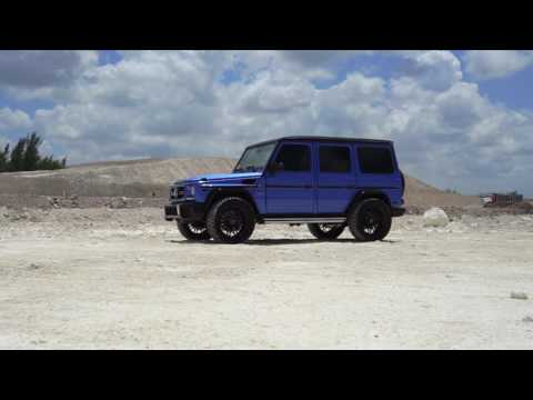 MC Customs | Mercedes Benz G63