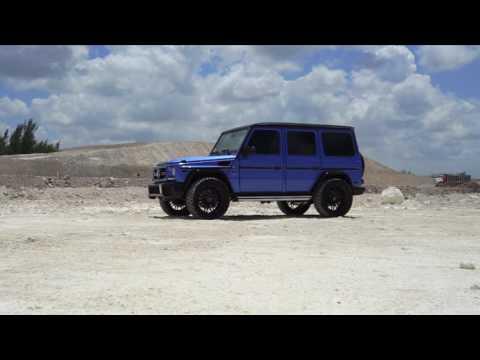 MC Customs | Mercedes Benz G63