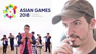 Video ALFFY REV - Official Songs 18th Asian Games 2018 Mash-Up REACTION + REVIEW MP3, 3GP, MP4, WEBM, AVI, FLV September 2018