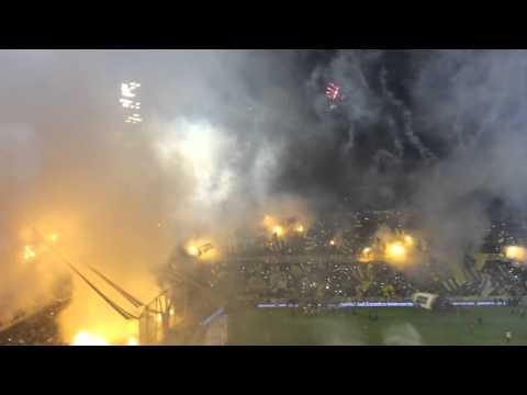 Video - La fiesta pajarito - Los Guerreros - Rosario Central - Argentina