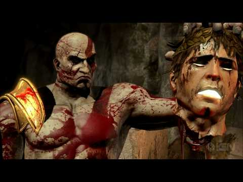 preview-God of War 3 Review (IGN)