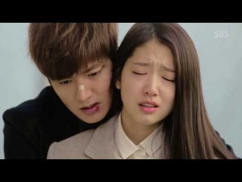 Eun Sang & Kim Tan | Unconditionally (The Heirs) (видео)