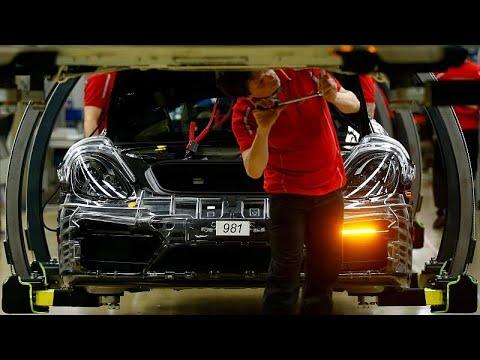 Deutsche Industrieproduktion schwächelt - Gesamt- und ...