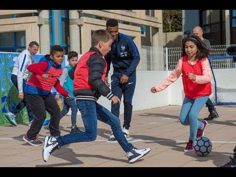 Lemar et Sidibé de retour à l'école - AS MONACO