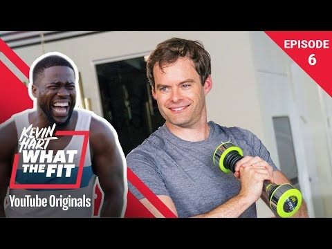 As Seen On TV Fitness with Bill Hader | Kevin Hart: What The Fit Episode 6 | Laugh Out Loud Network - Thời lượng: 12:30.