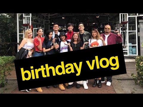 Birthday messages - MAS Unleashed # 4 - My Birthday Vlog