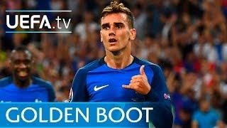 Video Antoine Griezmann's UEFA EURO 2016 goals: Watch all six strikes MP3, 3GP, MP4, WEBM, AVI, FLV Mei 2017