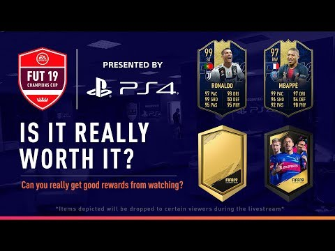 FIFA 19 IS IT WORTH LINKING EA AND TWITCH ACCOUNT FOR FREE REWARDS?