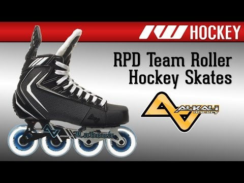 Alkali RPD Team Roller Hockey Skate Review