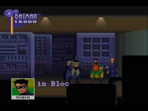 preview-Adventures Of Batman & Robin Game Review (Gen/Snes)