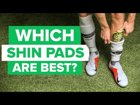 SMALL or BIG shin pads? What size to get
